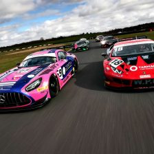 British GT set to kick-off