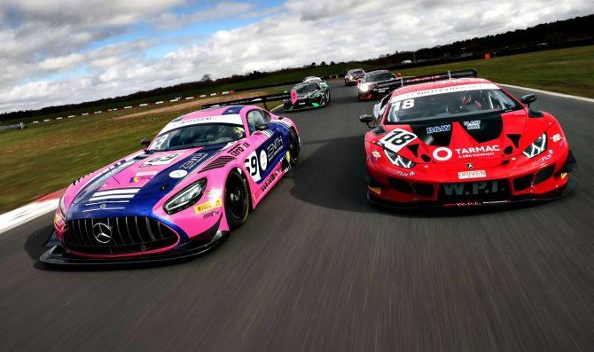 British GT set to kick-off
