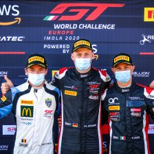 Audi on pole in GT World opener