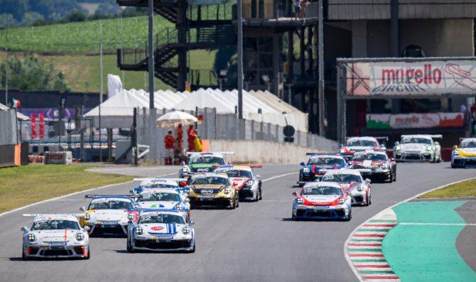 La Carrera Cup Italia sbarca a Misano