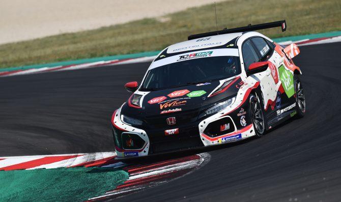 Girolami e MM Motorsport ancora a putni a Misano
