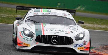 Fascicolo debutta nel Super Trofeo