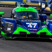 Cetilar Racing quinta a Spa