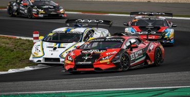 Rossel, Di Folco survive penalty for Nurburgring win