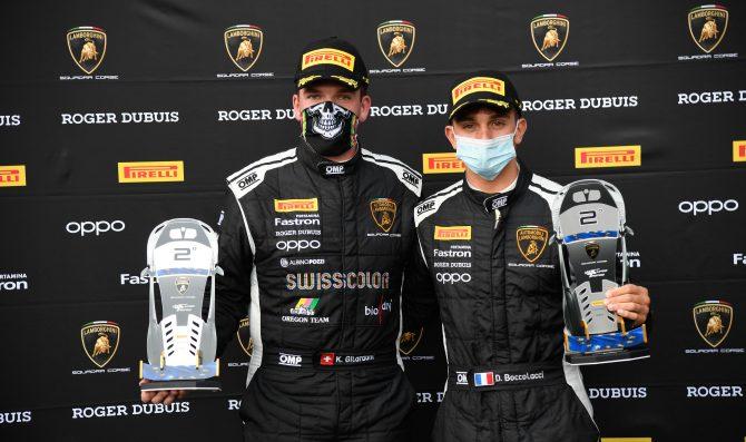 Gilardoni: in Germania il primo podio