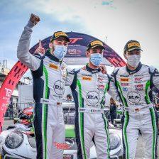 Cairoli domina con Dinamic al Nurburgring