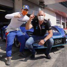 GT Open: pole della McLaren