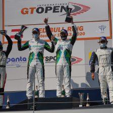 Antonelli, prima vittoria in Am