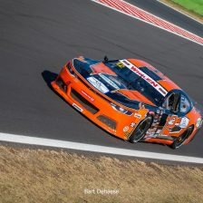 Nicholas Risitano begins with EuroNASCAR 2 podium at Vallelunga