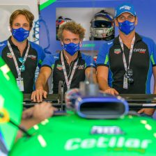 Cetilar Racing unico team tutto italiano al via