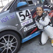 Arianna Casoli torna sulla Autocentauro