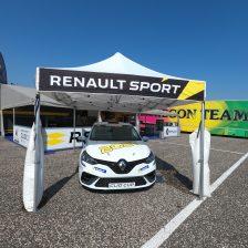 Arriva la nuova Clio Cup V generazione