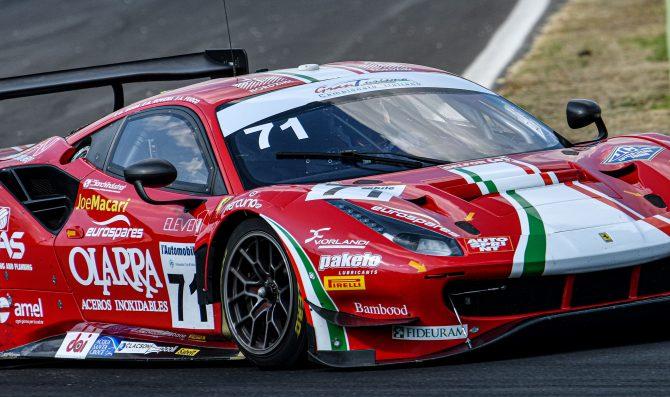 Libere 3: è il turno della Ferrari