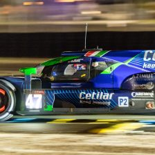 Cetilar Racing ancora al traguardo