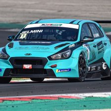 Jelmini debutta nel TCR Europe