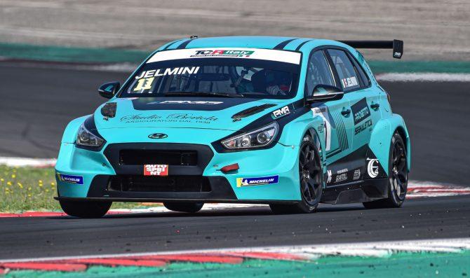 Jelmini debutta nel TCR Europe
