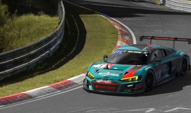 24H Nurburgring: i piloti Audi