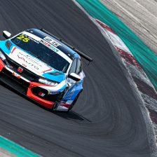 Giardelli conquista il primo podio nel TCR Italy