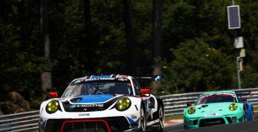 Romeo Ferraris al Nordschleife per il WTCR