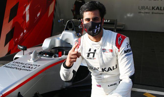 Maini extends British F3 lead