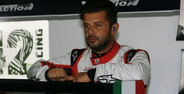 RS Racing a Monza nel GT Open