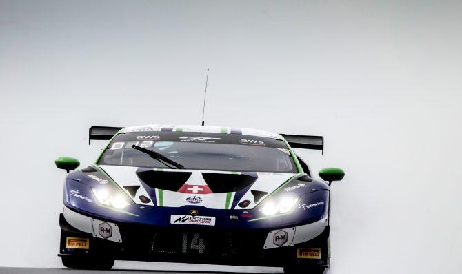 Lamborghinis dominate Zandvoort qualifying