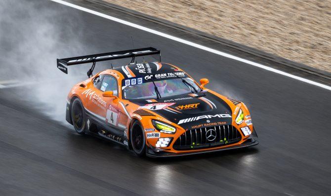 Nurburgring: Engel (Mercedes) in pole