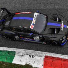 A Monza brilla Mettler (Team Lazarus)