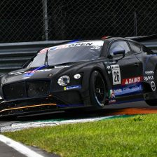 Team Lazarus Bentley claims maiden win