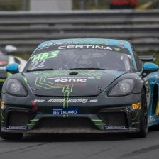 Seconda vittoria per Allied Racing