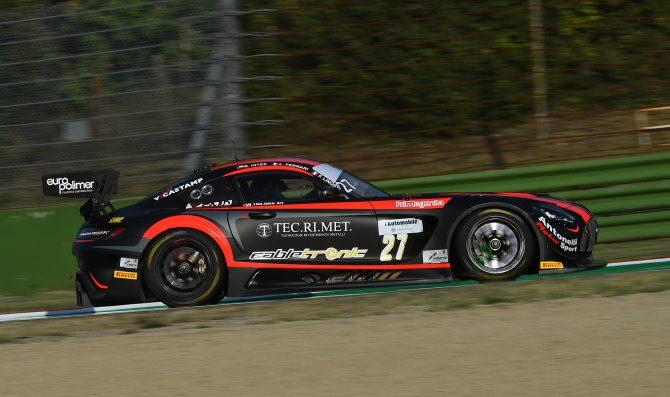 Spinelli-Ferrari binomio top per Antonelli