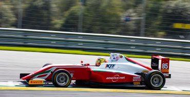 Morris debutta nell'ADAC GT