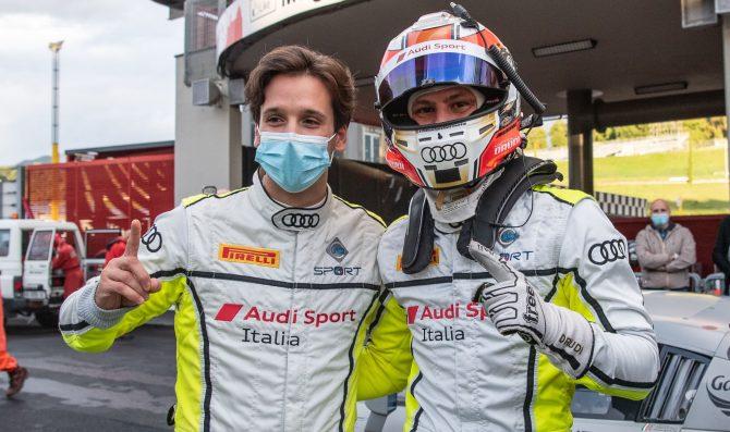 Seconda vittoria Audi nello Sprint