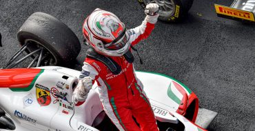 Vittoria Lamborghini a Snetterton