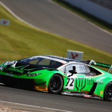 Barwell Lamborghini claims second win of the year