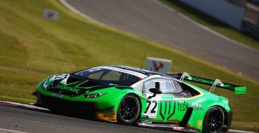 Morris makes ADAC GT debut