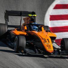 Test FIA Formula 3: Nannini in vetta