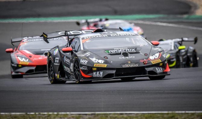 Super Trofeo Europe heads back to Barcelona