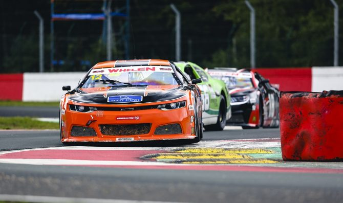 Great weekend for Sini and Risitano at Circuit Zolder