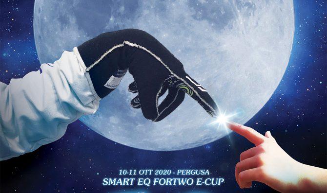 La smart e-cup sbarca a Pergusa