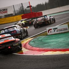 56 cars at 24H Spa