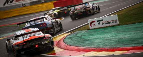 56 cars at 24 Hours of Spa