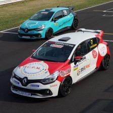 La Clio a Monza con tante novità