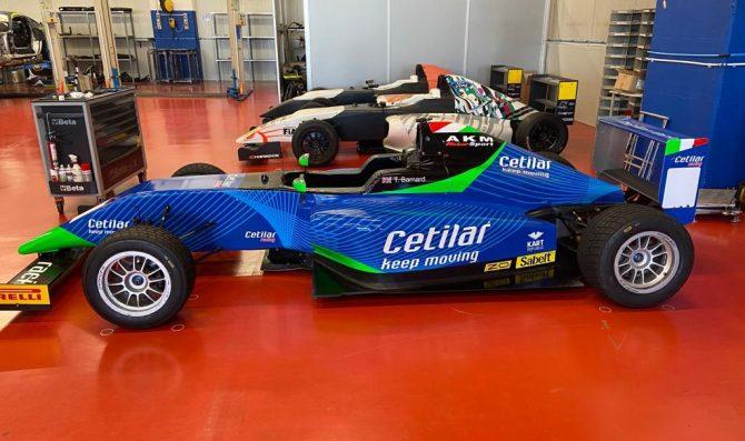 Cetilar Racing entra in F4