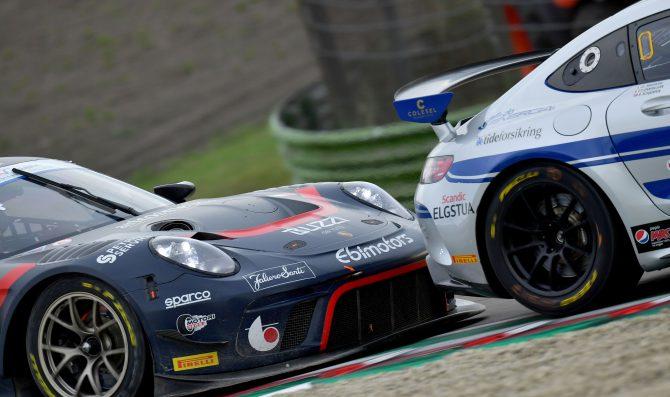 Il GT italiano verso Monza