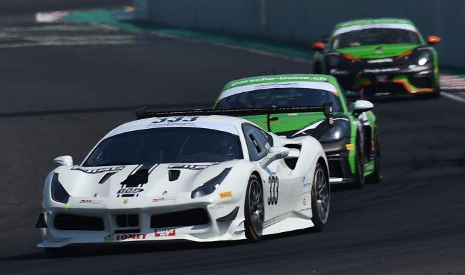 Berton a Monza con Demarchi