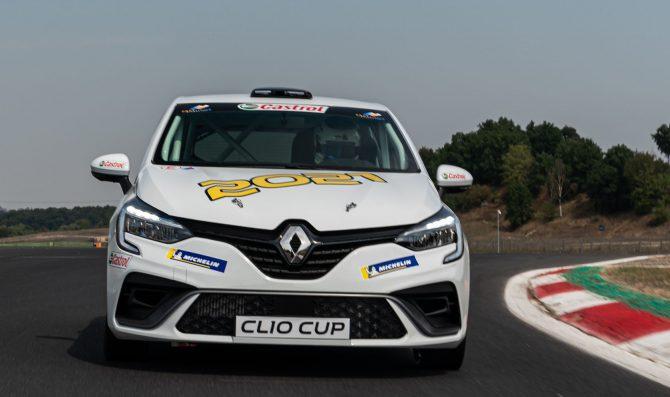 La nuova Clio Cup presentata a Monza
