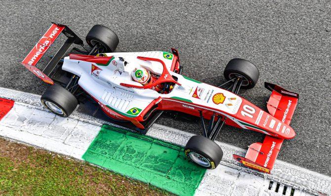 Monza: pole di Petecof e Pasma