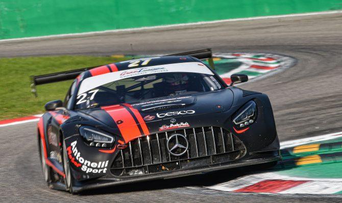 Monza: pole di Zug e Spinelli