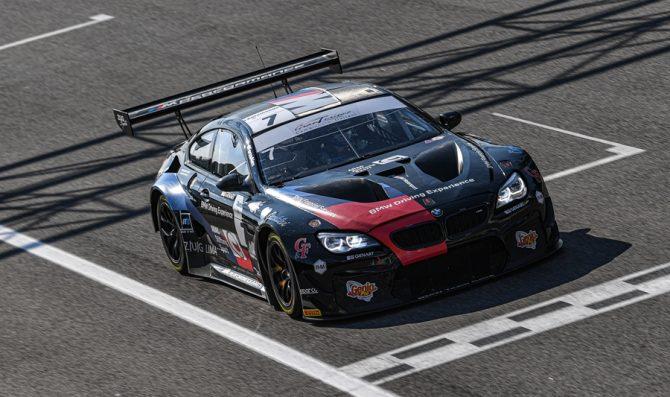 Sprint: la prima di Zug-Comandini (BMW)